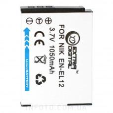 Aккумулятор Nikon EN-EL12 | Extradigital