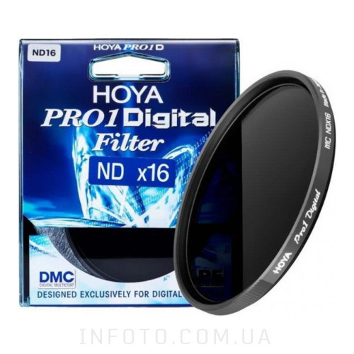 Фильтр Hoya NDX16 Pro1 Digital 67mm