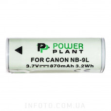 Aккумулятор Canon NB-9L | PowerPlant
