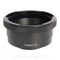 Адаптер Pentacon 6 SIX – Sony alpha / Minolta A