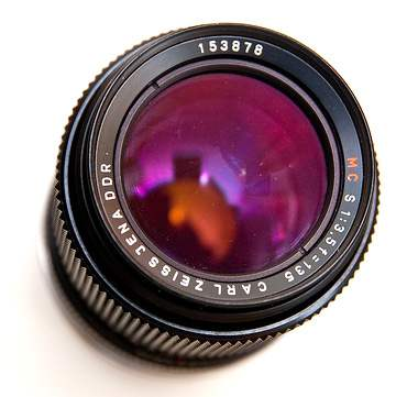объектив carl Zeiss
